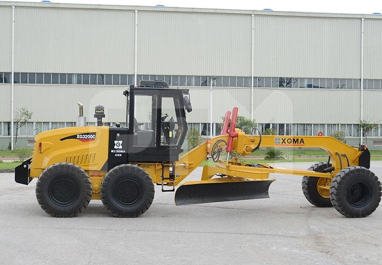 XGMA-China-Brand-Municipal-Engineering-Motor-Grader