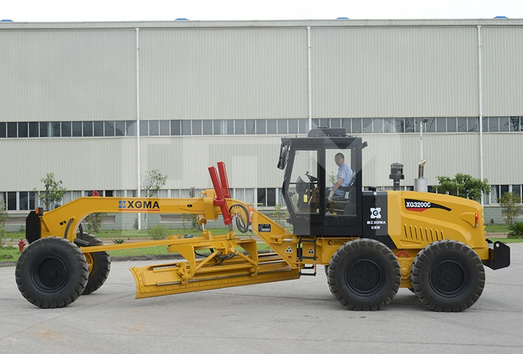 XGMA-New-Best-Quality-215hp-Motor-Grader
