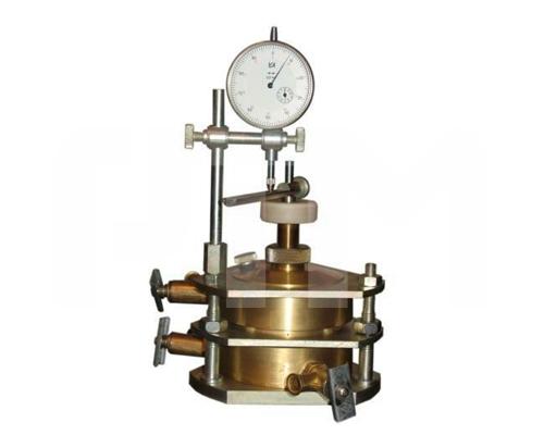 Фильтрационный прибор ПКФ-01 для глинистых грунтов