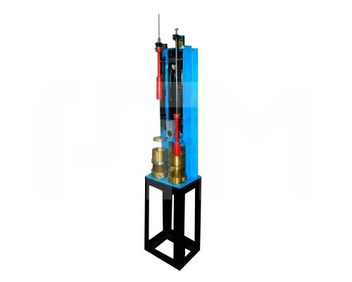 Прибор стандартного уплотнения полуавтоматический ПСУ-ПА_2