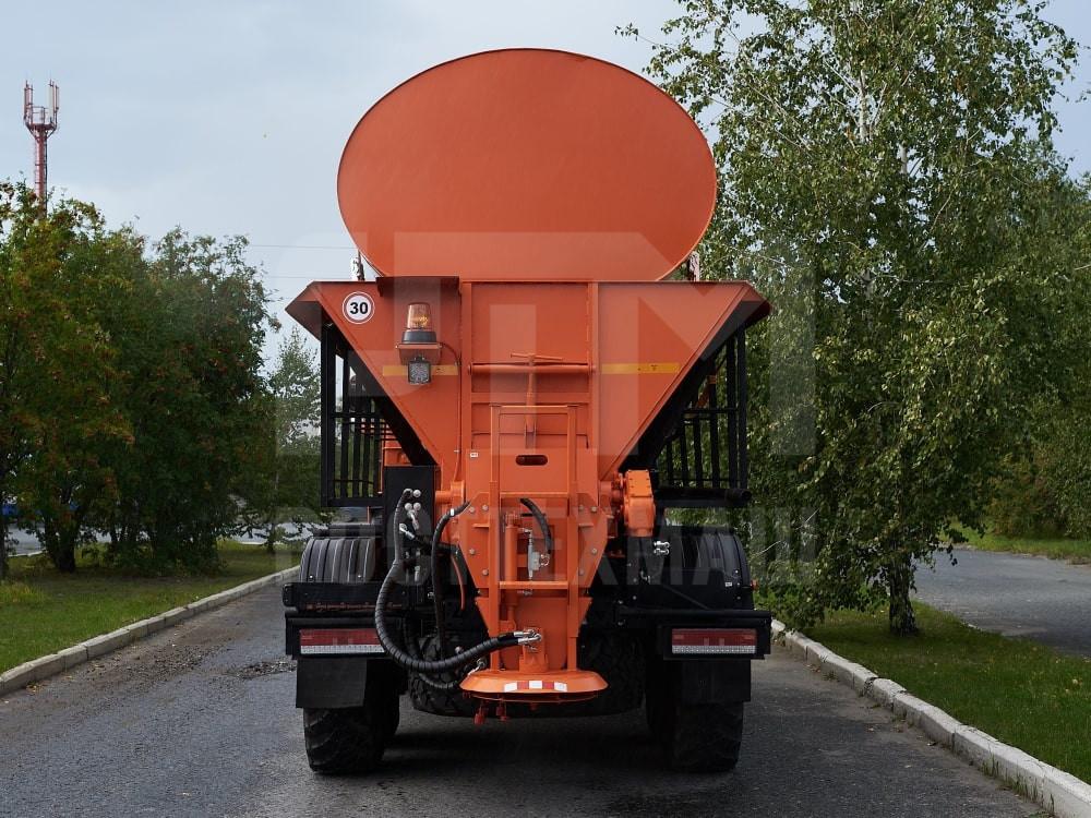 Купить КДМ на базе КамАЗ 43118 и другие модели на шасси КамАЗ, ГАЗ, МАЗ, УРАЛ, УРАЛ - NEXT, низкие цены и выгодные условия от компании РостТехМаш!