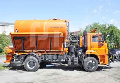 Купить КДМ на базе КамАЗ 53605 и другие модели на шасси КамАЗ, ГАЗ, МАЗ, УРАЛ, УРАЛ - NEXT, низкие цены и выгодные условия от компании РостТехМаш!