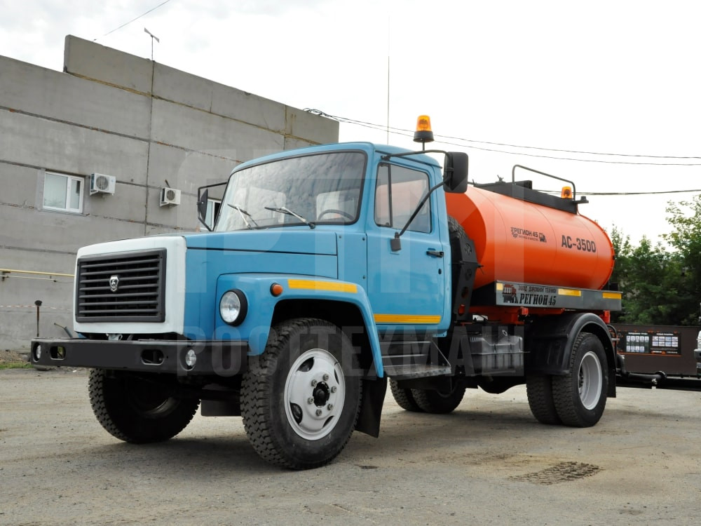 Купить Автогудронатор на шасси ГАЗ 3309 и другие модели на шасси КамАЗ, ГАЗ, ГАЗ - NEXT, МАЗ, Isuzu, Foton, низкие цены и выгодные условия от компании РостТехМаш!