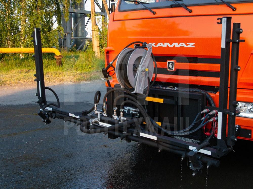 Купить КДМ на базе КамАЗ 65115 «ШТОРМ» и другие модели на шасси КамАЗ, ГАЗ, МАЗ, УРАЛ, УРАЛ - NEXT, низкие цены и выгодные условия от компании РостТехМаш!