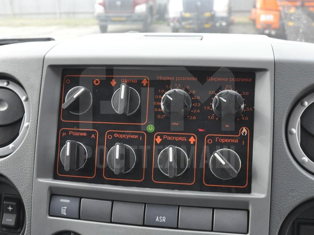 Купить Автогудронатор на шасси ГАЗ-NEXT C41R и другие модели на шасси КамАЗ, ГАЗ, ГАЗ - NEXT, МАЗ, Isuzu, Foton, низкие цены и выгодные условия от компании РостТехМаш!