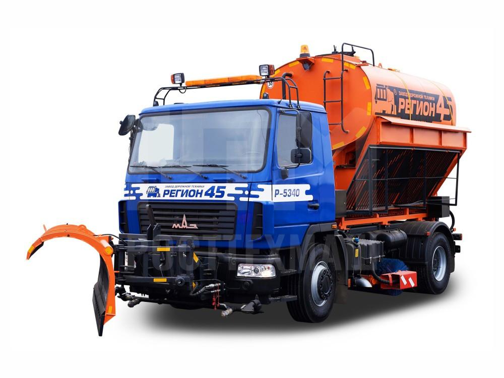 Купить КДМ на базе МАЗ 5340 и другие модели на шасси КамАЗ, ГАЗ, МАЗ, УРАЛ, УРАЛ - NEXT, низкие цены и выгодные условия от компании РостТехМаш!