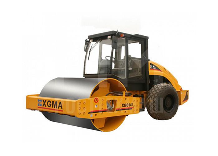 Купить Каток грунтовый XGMA XG6141 и другие модели от производителей DM, Dunapac, LiuGong, XCMG, XGMA, Раскат, Bomag, низкие цены и выгодные условия от компании РостТехМаш!