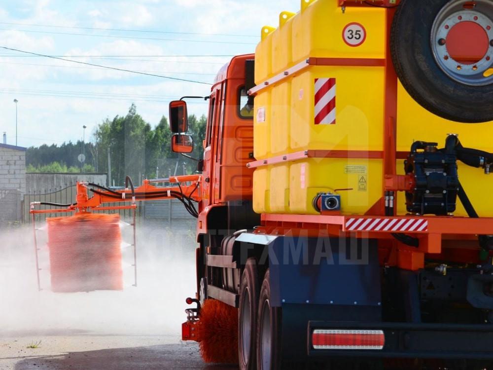 Купить КДМ на базе КамАЗ 76-15 и другие модели на шасси КамАЗ, ГАЗ, МАЗ, УРАЛ, УРАЛ - NEXT, низкие цены и выгодные условия от компании РостТехМаш!
