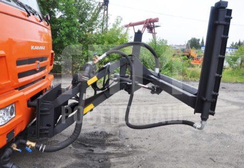 Купить Фронтально-моечный агрегат и другое навесное оборудование для КДМ по низкой цене и на выгодных условиях от компании РостТехМаш!