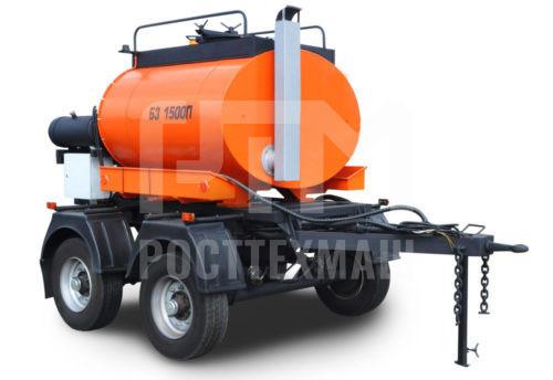 Купить Заливщик швов БЗ 1500П и другое оборудование для ямочного ремонта по низкой цене и на выгодных условиях от компании РостТехМаш!