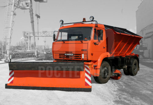 Купить КДМ на базе КамАЗ ДМК-50 и другие модели на шасси КамАЗ, ГАЗ, МАЗ, УРАЛ, УРАЛ - NEXT, низкие цены и выгодные условия от компании РостТехМаш!