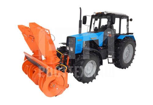 Купить Фрезерно-роторный снегоочиститель СУ 2.5 «Истребитель Снега» и другое оборудование для уборки снега по низкой цене и на выгодных условиях от компании РостТехМаш!
