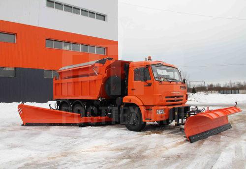 Купить МКДУ-1 на базе самосвала КамАЗ 65115 и другие модели на шасси КамАЗ, ГАЗ, МАЗ, УРАЛ, УРАЛ - NEXT, низкие цены и выгодные условия от компании РостТехМаш!
