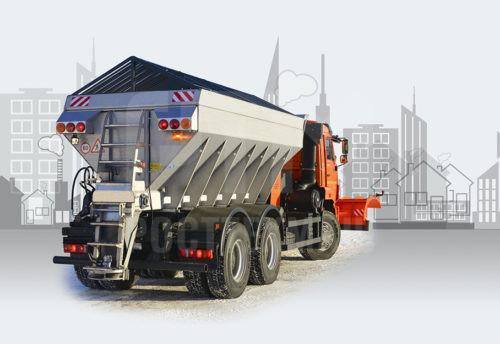 Купить КДМ на базе КамАЗ СМД-502900 и другие модели на шасси КамАЗ, ГАЗ, МАЗ, УРАЛ, УРАЛ - NEXT, низкие цены и выгодные условия от компании РостТехМаш!