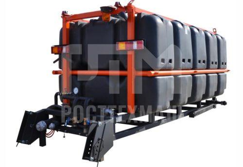 Купить Поливомоечное оборудование КДМ Пластик и другое навесное оборудование для КДМ по низкой цене и на выгодных условиях от компании РостТехМаш!