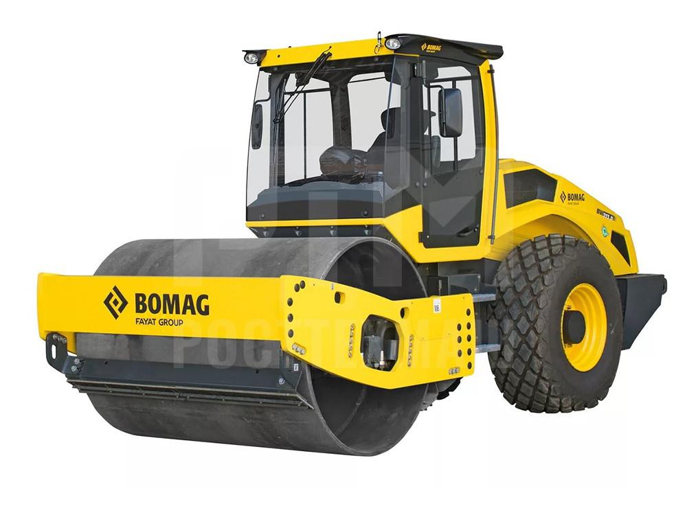 Купить Каток грунтовый BOMAG BW-213 и другие модели от производителей DM, Dunapac, LiuGong, XCMG, XGMA, Раскат, Bomag, низкие цены и выгодные условия от компании РостТехМаш!