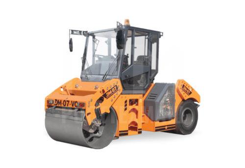 Купить Каток комбинированный DM-07 и другие модели от производителей DM, Dunapac, LiuGong, XCMG, XGMA, Раскат, Bomag, низкие цены и выгодные условия от компании РостТехМаш!