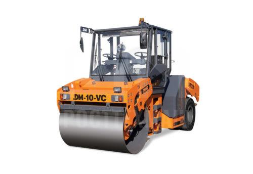 Купить Каток комбинированный DM-10 и другие модели от производителей DM, Dunapac, LiuGong, XCMG, XGMA, Раскат, Bomag, низкие цены и выгодные условия от компании РостТехМаш!