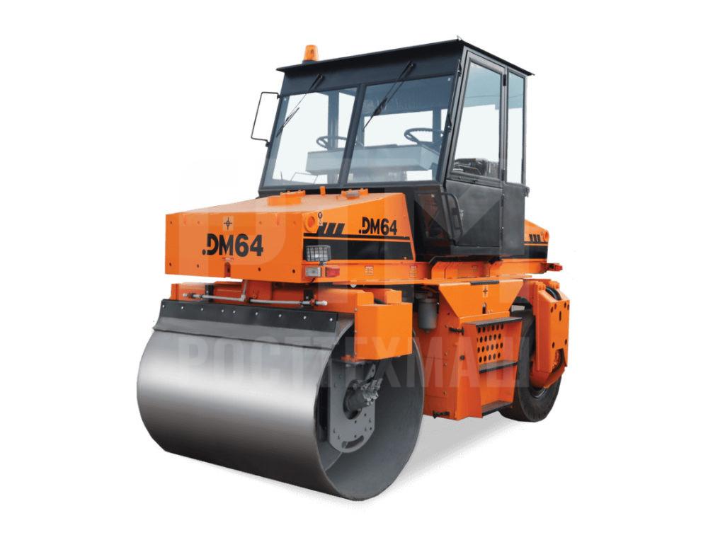 Купить Каток комбинированный DM-64 и другие модели от производителей DM, Dunapac, LiuGong, XCMG, XGMA, Раскат, Bomag, низкие цены и выгодные условия от компании РостТехМаш!