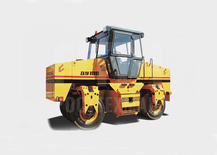 Купить Каток пневмоколесный РАСКАТ ДУ-100 и другие модели от производителей DM, Dunapac, LiuGong, XCMG, XGMA, Раскат, Bomag, низкие цены и выгодные условия от компании РостТехМаш!