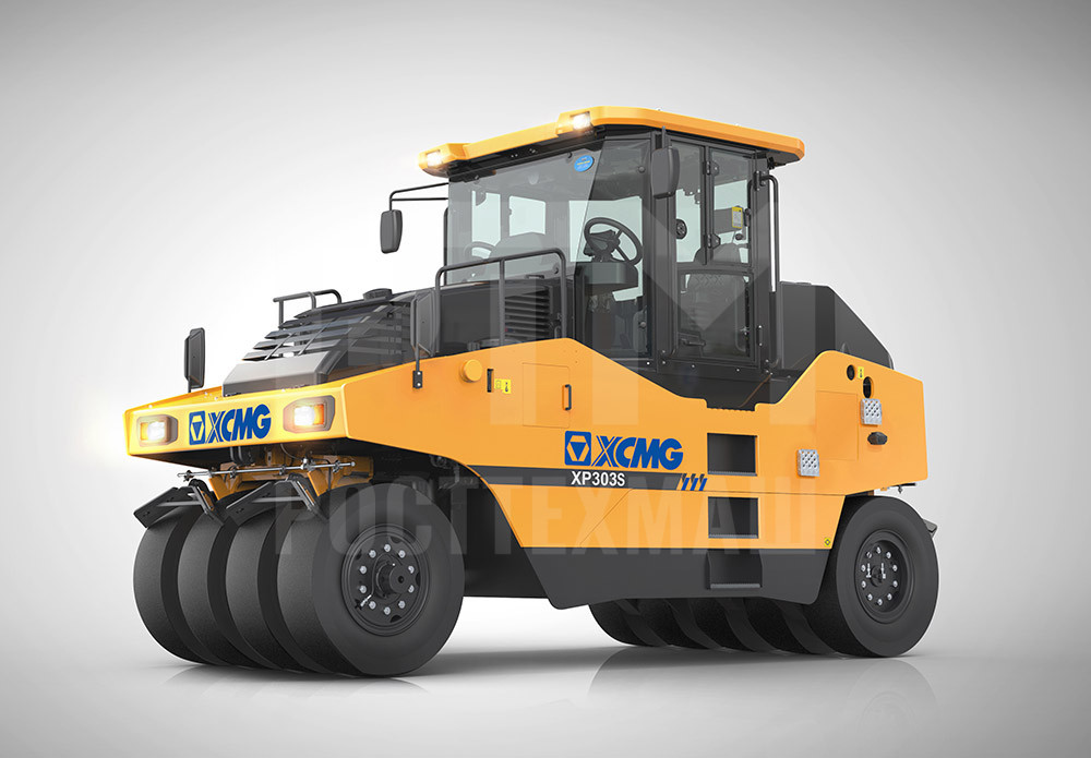 Купить Каток пневмоколесный XCMG XP303S и другие модели от производителей DM, Dunapac, LiuGong, XCMG, XGMA, Раскат, Bomag, низкие цены и выгодные условия от компании РостТехМаш!