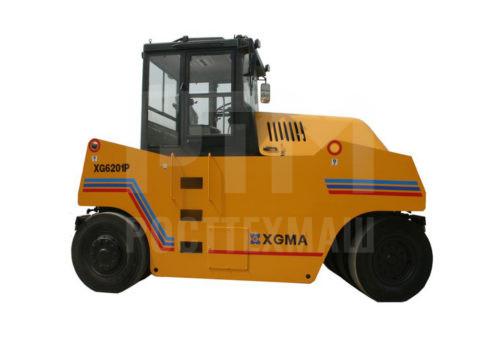 Купить Каток пневмоколесный XGMA XG6201P и другие модели от производителей DM, Dunapac, LiuGong, XCMG, XGMA, Раскат, Bomag, низкие цены и выгодные условия от компании РостТехМаш!