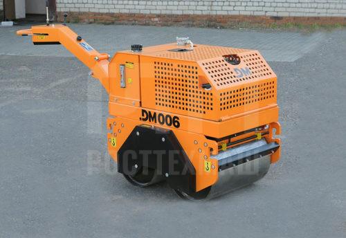 Купить Каток тротуарный DM-006 и другие модели от производителей DM, Dunapac, LiuGong, XCMG, XGMA, Раскат, Bomag, низкие цены и выгодные условия от компании РостТехМаш!