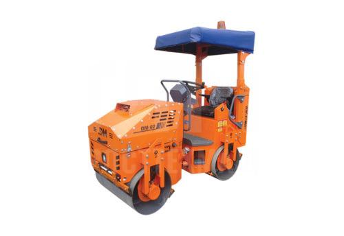 Купить Каток тротуарный DM-02 и другие модели от производителей DM, Dunapac, LiuGong, XCMG, XGMA, Раскат, Bomag, низкие цены и выгодные условия от компании РостТехМаш!