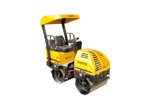 Купить Каток тротуарный XGMA XG6011D и другие модели от производителей DM, Dunapac, LiuGong, XCMG, XGMA, Раскат, Bomag, низкие цены и выгодные условия от компании РостТехМаш!