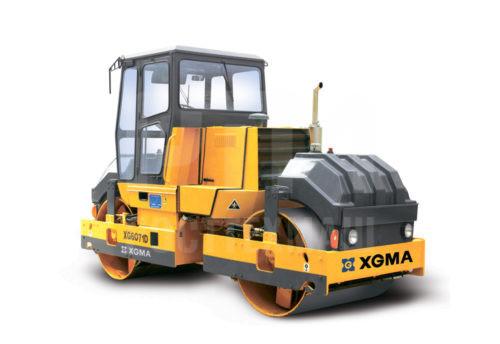 Купить Каток вальцовый XGMA XG6071D и другие модели от производителей DM, Dunapac, LiuGong, XCMG, XGMA, Раскат, Bomag, низкие цены и выгодные условия от компании РостТехМаш!