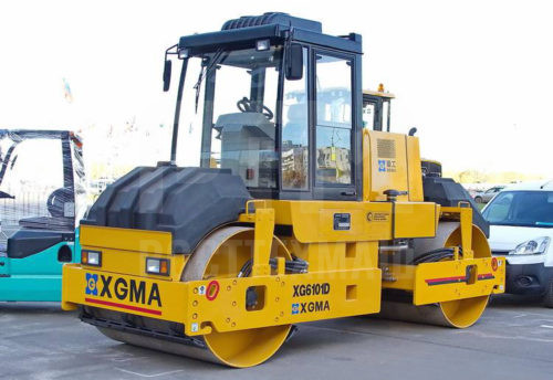 Купить Каток вальцовый XGMA XG6101D и другие модели от производителей DM, Dunapac, LiuGong, XCMG, XGMA, Раскат, Bomag, низкие цены и выгодные условия от компании РостТехМаш!