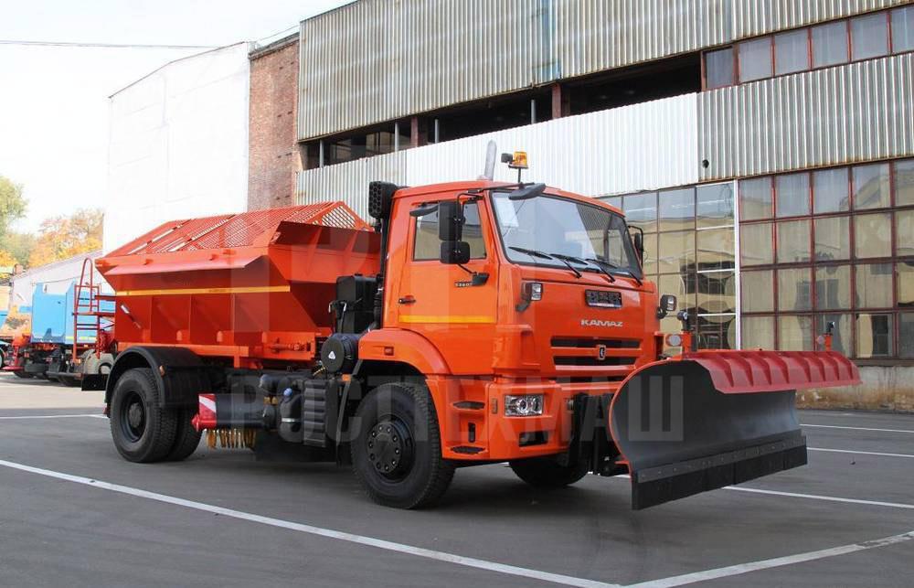 Купить КДМ на базе КамАЗ ЭД-244КМА и другие модели на шасси КамАЗ, ГАЗ, МАЗ, УРАЛ, УРАЛ - NEXT, низкие цены и выгодные условия от компании РостТехМаш!