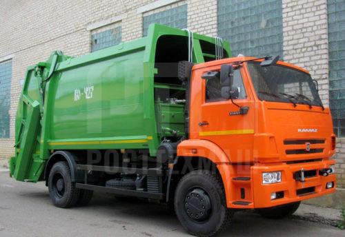 Купить Мусоровоз КамАЗ с задней загрузкой КО-427-72 и другие модели на шасси КамАЗ, ГАЗ, ГАЗ - NEXT, МАЗ, УРАЛ, HYUNDAI, MAN, Dongfeng, низкие цены и выгодные условия от компании РостТехМаш!оз МАЗ контейнерный КО-452 и другую спецтехнику на шасси КамАЗ, ГАЗ, МАЗ УРАЛ, УРАЛ - NEXT, низкие цены и выгодные условия от компании РостТехМаш!