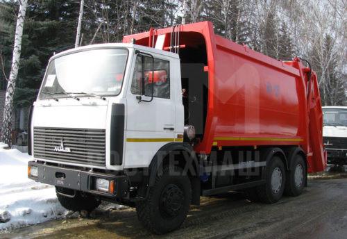 Купить Мусоровоз МАЗ с задней загрузкой КО-427-90 и другие модели на шасси КамАЗ, ГАЗ, ГАЗ - NEXT, МАЗ, УРАЛ, HYUNDAI, MAN, Dongfeng, низкие цены и выгодные условия от компании РостТехМаш!оз МАЗ контейнерный КО-452 и другую спецтехнику на шасси КамАЗ, ГАЗ, МАЗ УРАЛ, УРАЛ - NEXT, низкие цены и выгодные условия от компании РостТехМаш!