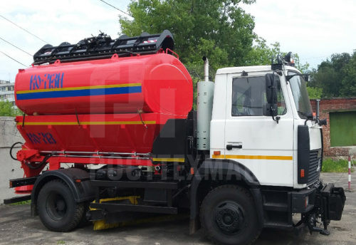 Купить КДМ на базе МАЗ КО-713Н-40 и другие модели на шасси КамАЗ, ГАЗ, МАЗ, УРАЛ, УРАЛ - NEXT, низкие цены и выгодные условия от компании РостТехМаш!