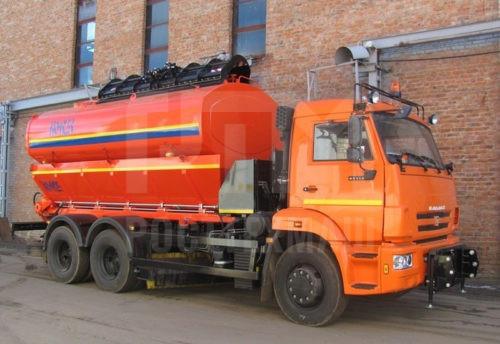 Купить КДМ на базе КамАЗ КО-823 и другие модели на шасси КамАЗ, ГАЗ, МАЗ, УРАЛ, УРАЛ - NEXT, низкие цены и выгодные условия от компании РостТехМаш!