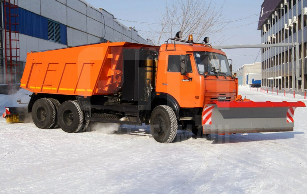 Купить КДМ на базе самосвала КамАЗ ЭД-405АГ и другие модели на шасси КамАЗ, ГАЗ, МАЗ, УРАЛ, УРАЛ - NEXT, низкие цены и выгодные условия от компании РостТехМаш!