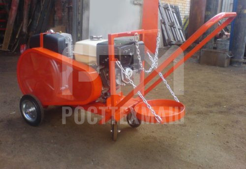 Купить «Бастион – КУМА» и другое оборудование для ямочного ремонта по низкой цене и на выгодных условиях от компании РостТехМаш!