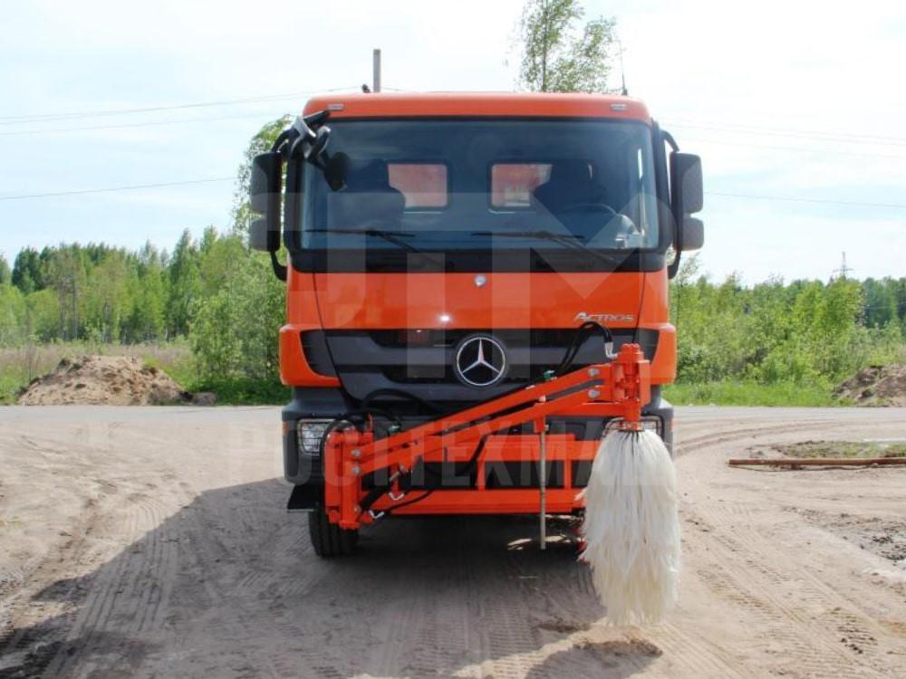Купить МКДУ-9 на базе самосвала MERCEDES-BENZ ACTROS и другие модели на шасси КамАЗ, ГАЗ, МАЗ, УРАЛ, УРАЛ - NEXT, низкие цены и выгодные условия от компании РостТехМаш!