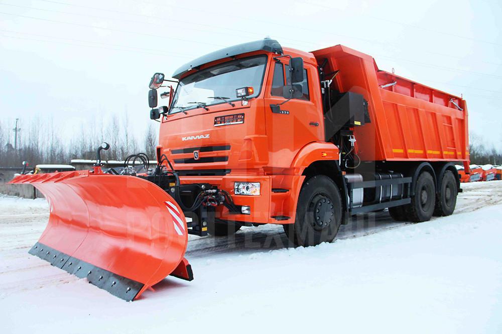 Купить МКДУ-3 на базе самосвала КамАЗ 6520 и другие модели на шасси КамАЗ, ГАЗ, МАЗ, УРАЛ, УРАЛ - NEXT, низкие цены и выгодные условия от компании РостТехМаш!