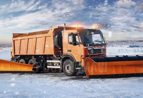 Купить МКДУ-5А на базе самосвала VOLVO FH/FM и другие модели на шасси КамАЗ, ГАЗ, МАЗ, УРАЛ, УРАЛ - NEXT, низкие цены и выгодные условия от компании РостТехМаш!
