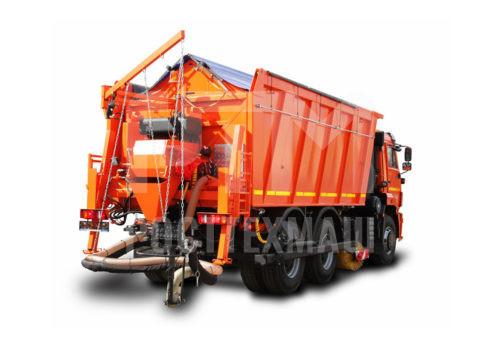 Купить Оборудование для ямочного ремонта ЯР 7 и другое оборудование для ямочного ремонта по низкой цене и на выгодных условиях от компании РостТехМаш!