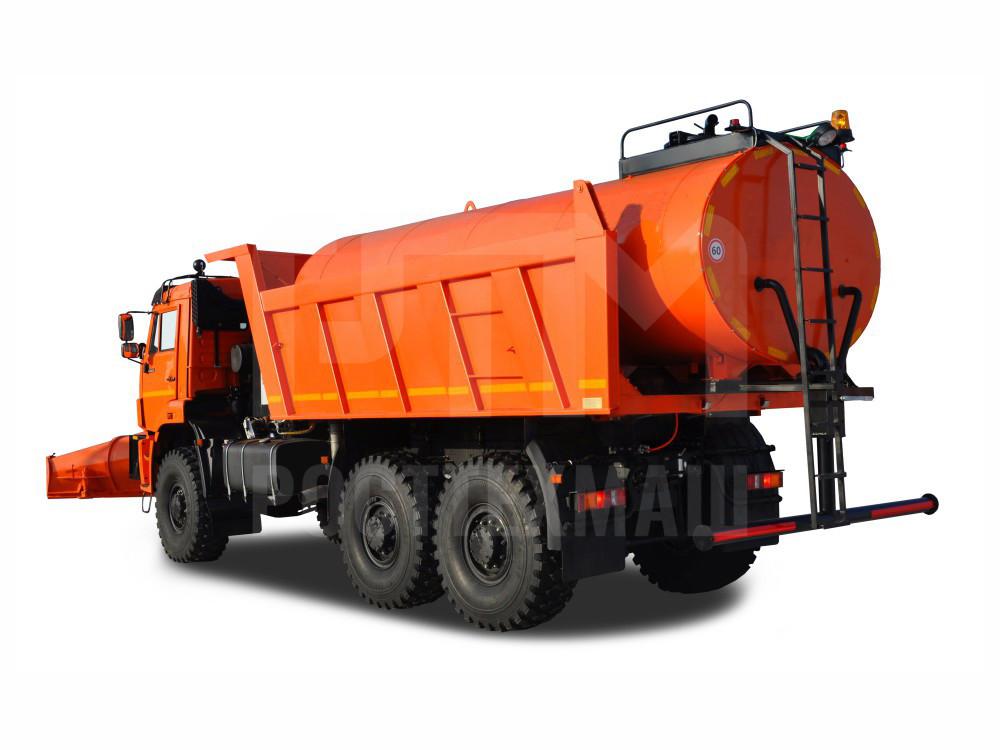 Купить Оборудование для заливки зимников и другое навесное оборудование для КДМ по низкой цене и на выгодных условиях от компании РостТехМаш!