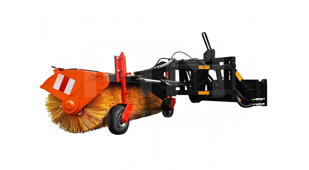 Купить Передняя щетка КДМ и другое навесное оборудование для КДМ по низкой цене и на выгодных условиях от компании РостТехМаш!