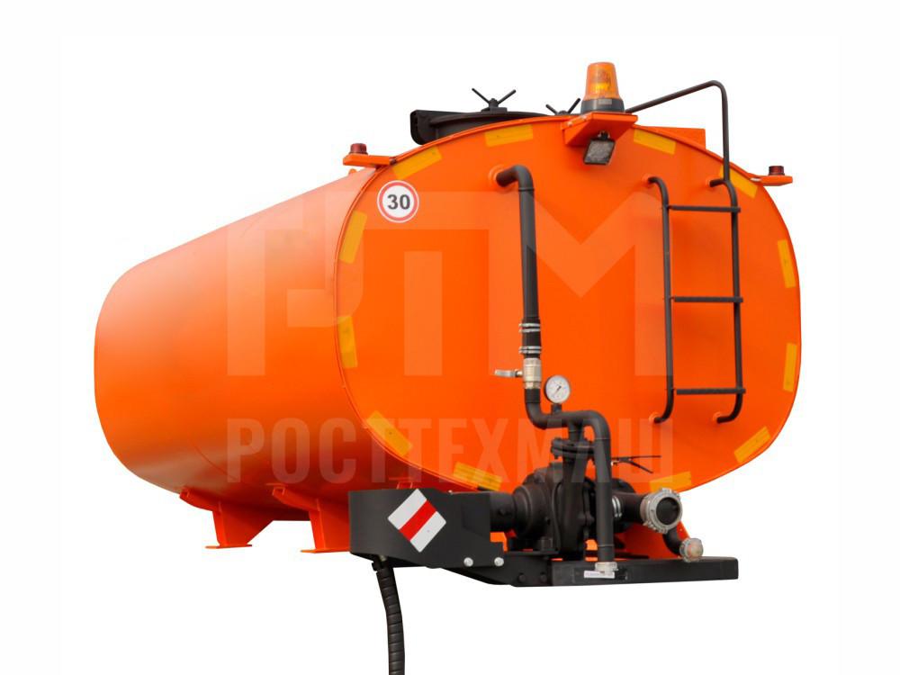 Купить Поливомоечное оборудование КДМ Сталь и другое навесное оборудование для КДМ по низкой цене и на выгодных условиях от компании РостТехМаш!