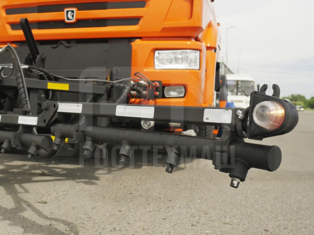 Купить Высоконапорная рейка ПВР и другое навесное оборудование для КДМ по низкой цене и на выгодных условиях от компании РостТехМаш!
