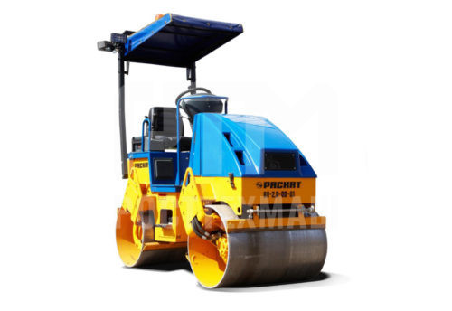 Купить Каток тротуарный РАСКАТ RV-2,0 DD и другие модели от производителей DM, Dunapac, LiuGong, XCMG, XGMA, Раскат, Bomag, низкие цены и выгодные условия от компании РостТехМаш!