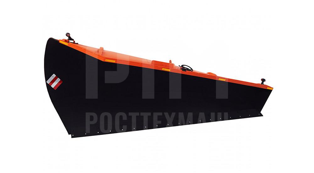 Купить Скоростной отвал для КДМ и другое навесное оборудование для КДМ по низкой цене и на выгодных условиях от компании РостТехМаш!