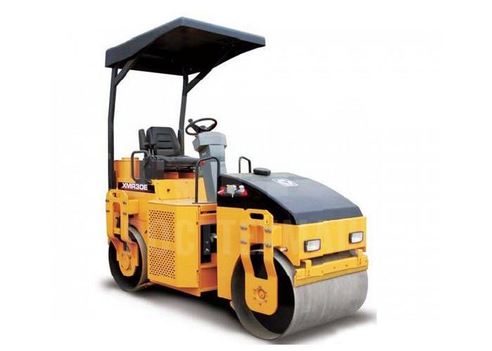 Купить Каток тротуарный XCMG XMR30E и другие модели от производителей DM, Dunapac, LiuGong, XCMG, XGMA, Раскат, Bomag, низкие цены и выгодные условия от компании РостТехМаш!