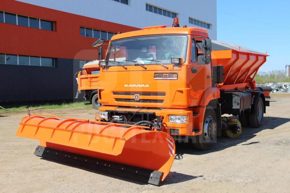 Купить МКДУ-6 на базе КамАЗ 43255/43253 и другие модели на шасси КамАЗ, ГАЗ, МАЗ, УРАЛ, УРАЛ - NEXT, низкие цены и выгодные условия от компании РостТехМаш!